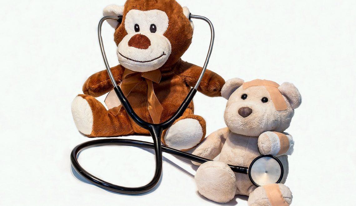 Crianças podem ter Doenças inflamatórias Intestinais Crônicas