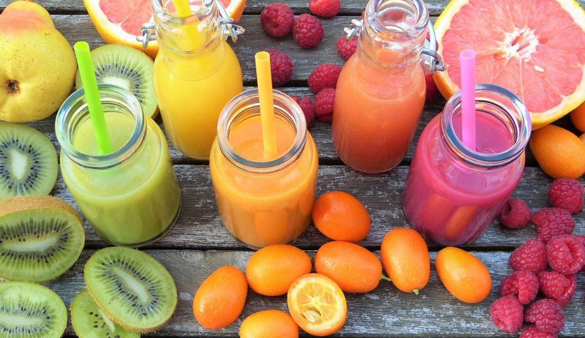 Suco de frutas no primeiro ano de vida? Não mais.